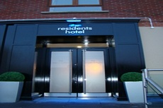 Click To View Larger The Residents Hotel Formerly Ashbourne Court Photo